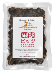鹿肉ビッツ【栄養補完食】